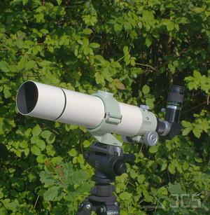 FS-60Q auf Gitzo Videoneiger