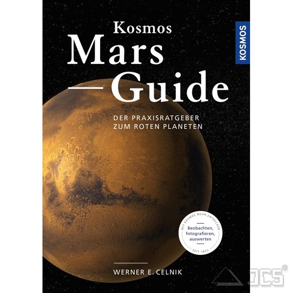 Kosmos Mars Guide Cover