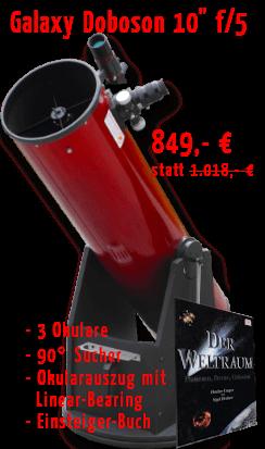GalaxyDobson D10 Komplettaustattung