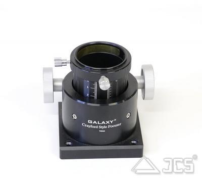 2'' Galaxy Crayford-Okularauszug, D 303mm