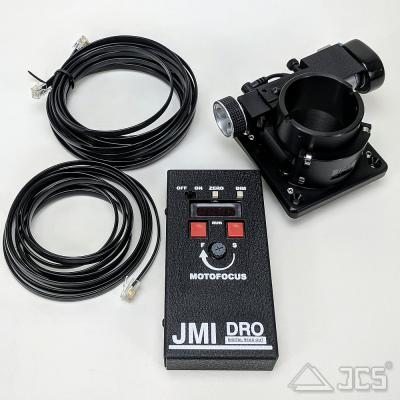 2'' Okularauszug NGF-DX1 M DRO mit DRO, DRO Handbox, Motor,