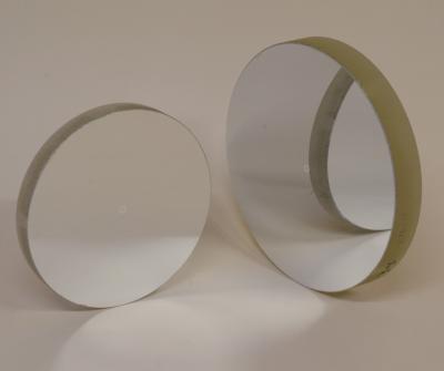 "Hauptspiegel 8"" f/6 Pyrex/2. Wahl **Schlierenfotografie** D=200 mm, f=1200 mm, f/6"