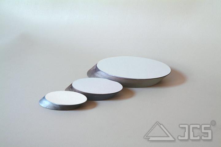 4,00'' ICS Premium Fangspiegel kleine Achse ca. 102 mm