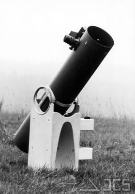 8'' f/6 ICS ATD komplettes Dobson Teleskop