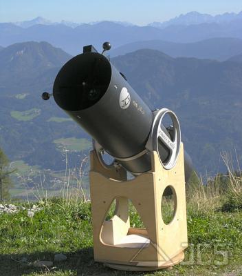 10'' f/4 ICS ATD PFS komplettes Dobson Teleskop