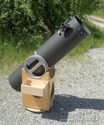10'' f/5 ICS ATD PFS komplettes Dobson Teleskop