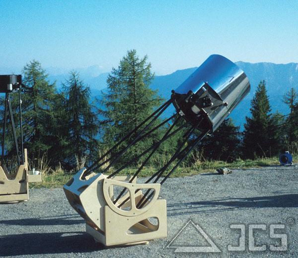 20'' f/4 ICS GND Newton PFS mit Dobson-Montierung