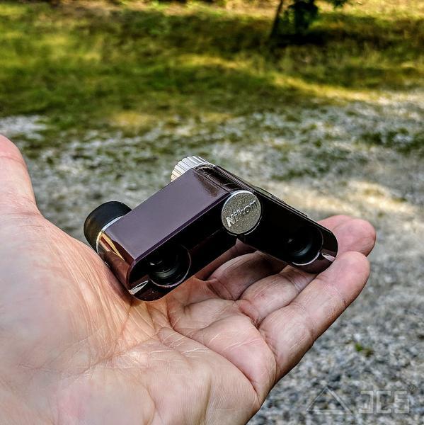 Nikon DCF 4x10 Fernglas Opern- und Theaterglas, incl. Tasche