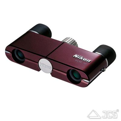 Nikon DCF 4x10 burgund Opern- und Theaterglas