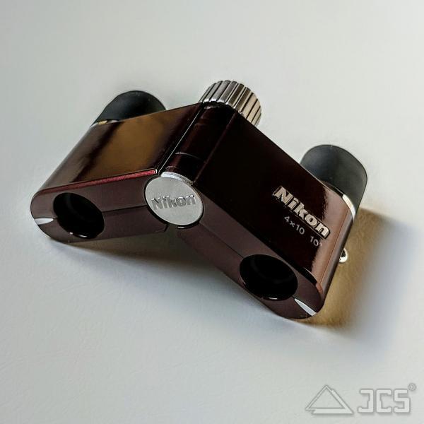 Nikon DCF 4x10 weiß Opern- und Theaterglas