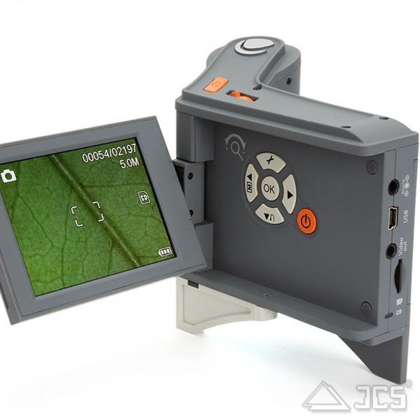 Celestron Digitales Mikroskop FlipView
