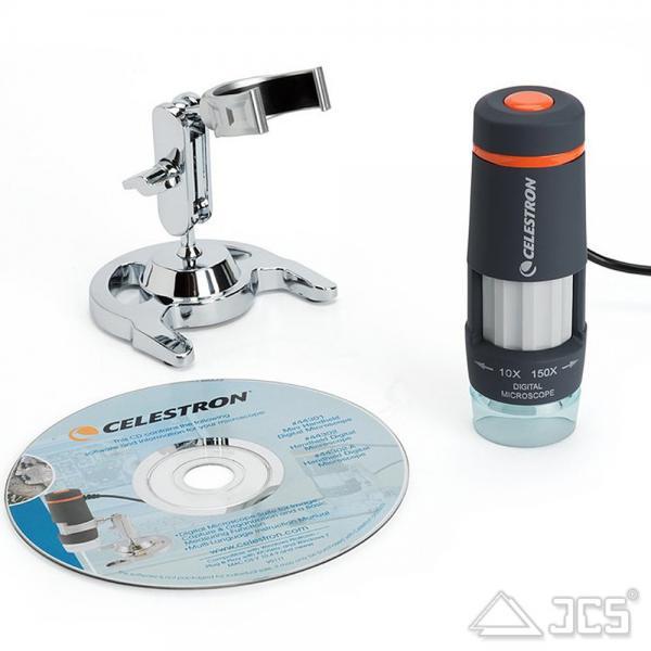 Celestron Digitales Hand-Mikroskop HDM-II Deluxe