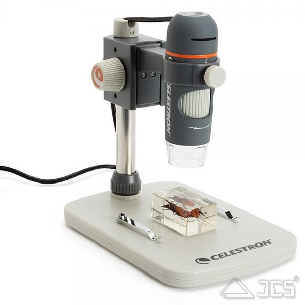 Celestron Digitales Hand-Mikroskop HDM Pro