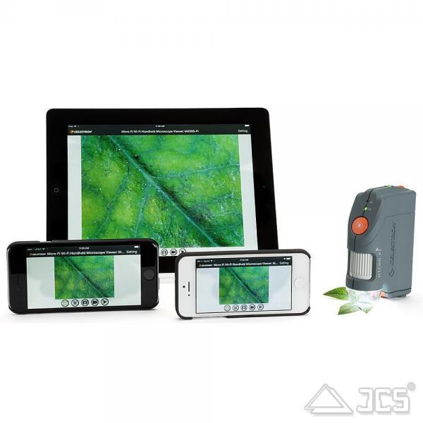 Celestron Digitales Mikroskop MicroFi