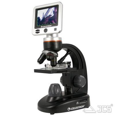Celestron LDM II digitales LCD-Mikroskop Auf- und Durchlicht