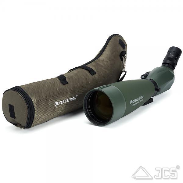 Celestron Spektiv Regal M2 100 ED, 22-67x100 incl. Zoom-Okular, Tasche und T2 Adapter