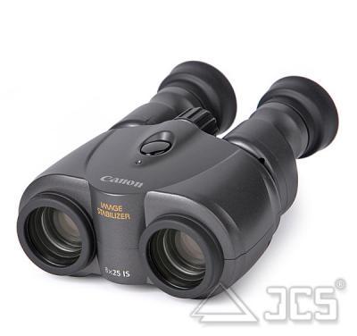 Canon 8x25 IS Fernglas mit Bildstabilisator