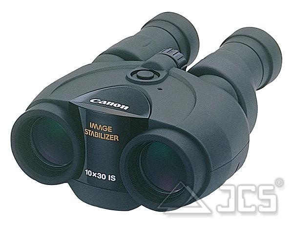 Canon 10x30 is ii fernglas mit bildstabilisator intercon spacetec