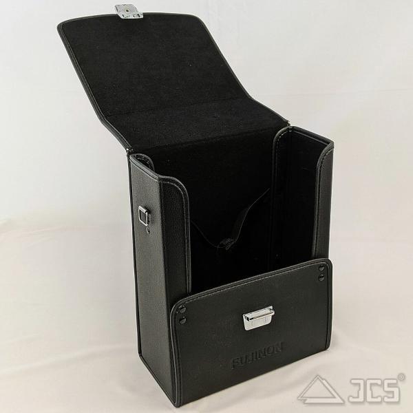 Fujinon Fernglas Tasche für 10/16x70 FMT-SX *Gebraucht* Hartlederköcher