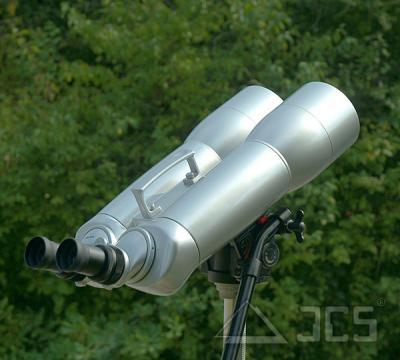Helios Q5ED 20x100-45° Groß-Fernglas incl. Okulare 20x u. 40x und Koffer