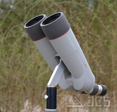 KOWA Highlander Fluorit 32x82-45° Groß-Fernglas, incl. ICS Montierung