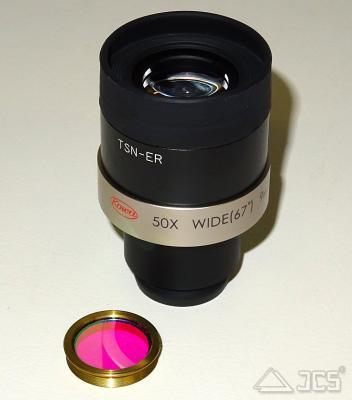 21x UHC-Okular - schlanke Augenmuschel für KOWA High Lander