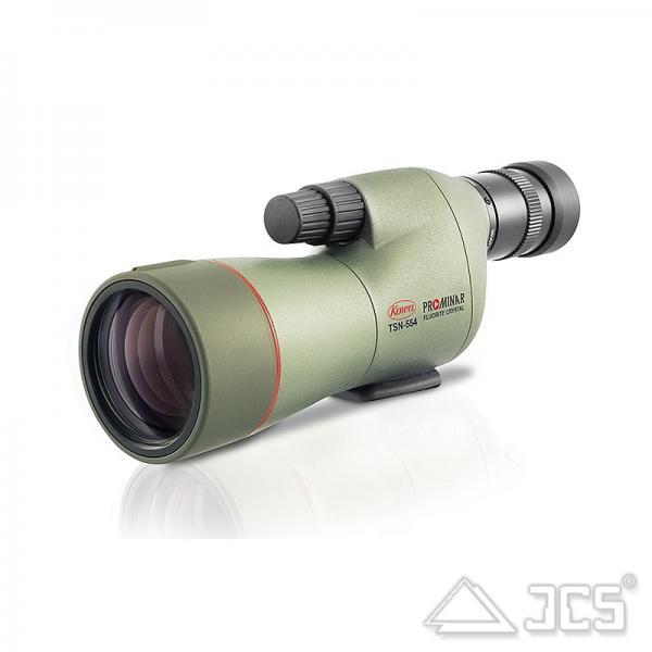 Kowa 55mm spektiv tsn 554 fluorit gerade incl. zoom okular 15 45x