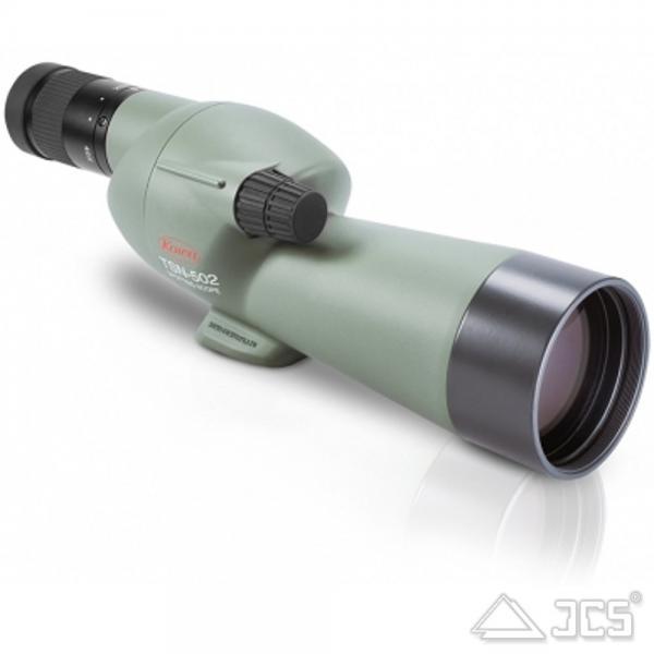 KOWA 50mm Spektiv TSN-502 Normallinse Gerade 20-40x50, incl. Schutzhülle
