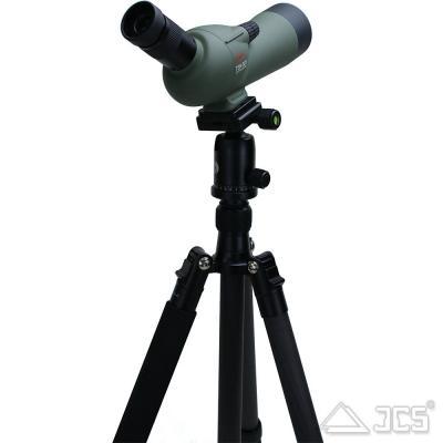 KOWA 50mm Mini-Spektiv TSN-501 Schrägeinblick Set mit Element Traveller Carbon groß