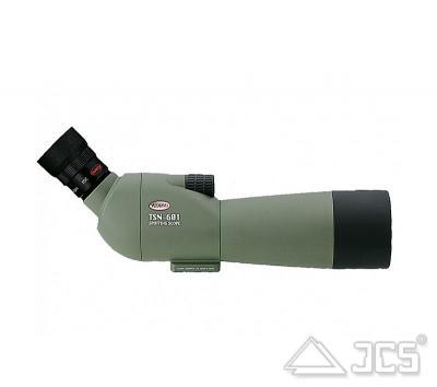 KOWA 60mm Spektiv TSN-601Schräg SET mit Zoom-Okular 20-60x
