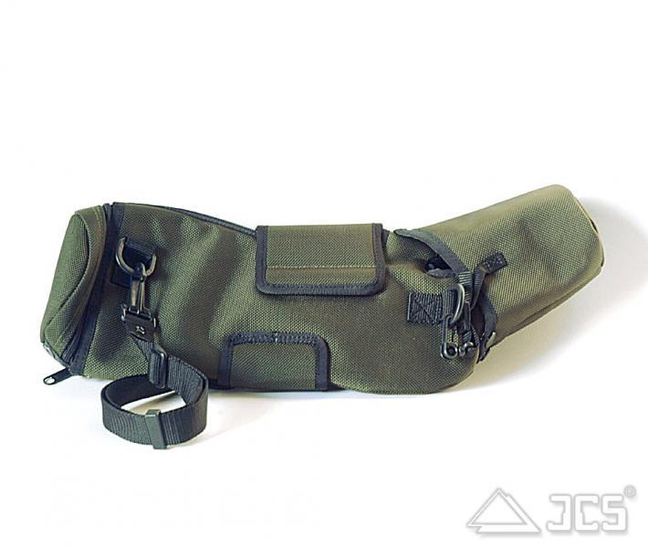 KOWA 77mm Spektiv TSN-773 XD Schräg Set mit Okular TE-11WZ 25x-60x und Tasche