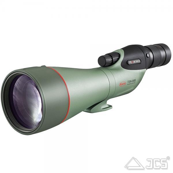 KOWA 99mm Prominar Spektiv TSN-99S Fluorit Gerade SET mit Zoom-Okular 30-70x