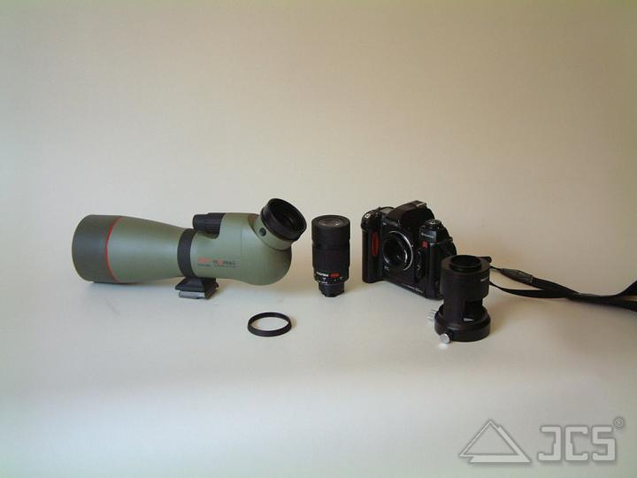 KOWA Fotoadapter D-SLR für TSN-880/770 TSN-PA7A