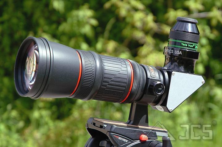 KOWA 90/500 mm f/5,6 Master Lens TP556 ML Teleobjektiv PROMINAR Fluorit