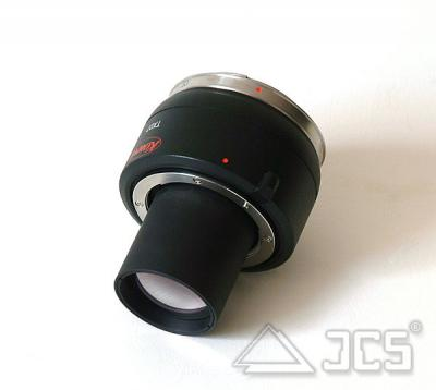 Anschlussmodul 350mm f/4,0 Canon EOS Kowa TX07-C für TP556 ML