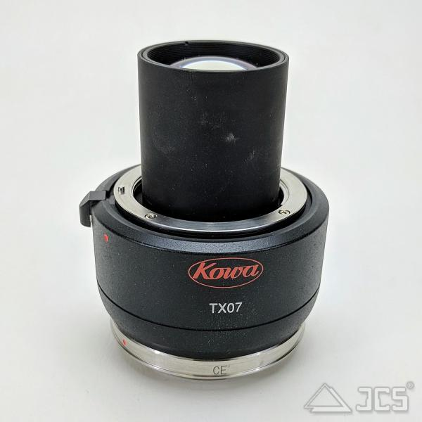 Anschlussmodul 350mm f/4,0 Astro-Multi-Adapter Kowa TX07-T für TP556 ML