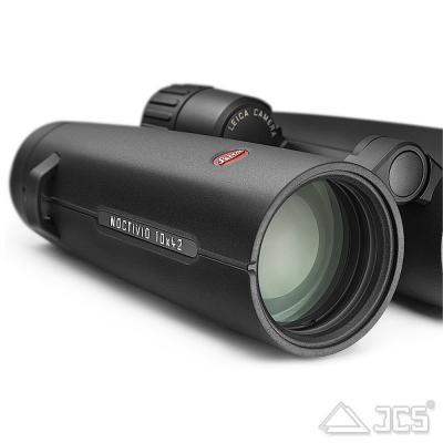 Leica Noctivid 10x42 Fernglas schwarz armiert, mit AquaDura