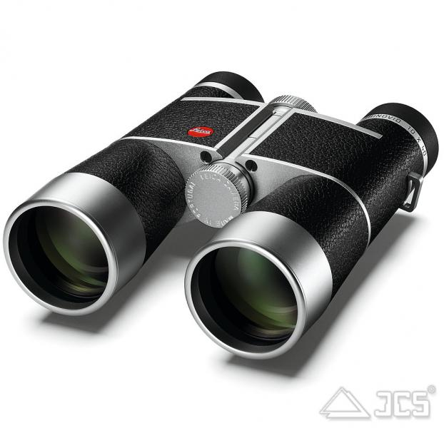 Leica Trinovid 10x40 beledert, silbern verchromt