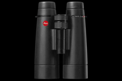 Leica Ultravid 8x50 HD-Plus Fernglas schwarz armiert, mit AquaDura
