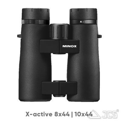 Minox Fernglas X-active 10x44 incl. Tasche und Riemen