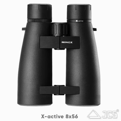 Minox Fernglas X-active 8x56 incl. Tasche und Riemen