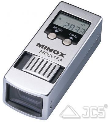 Minox Monokular MD 6x16 A mit Höhenmesser (LCD-Anzeige)