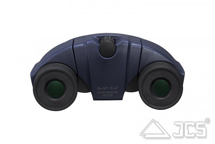 Pentax UP 8x21 Fernglas dunkelblau