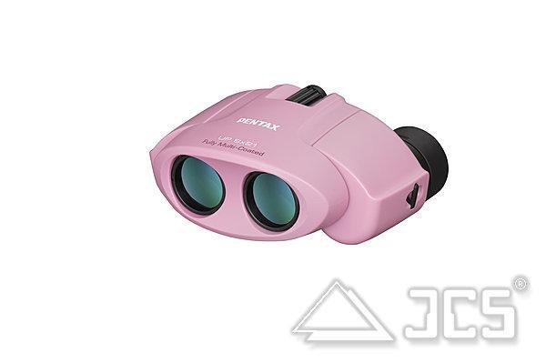 Pentax up fernglas pink intercon spacetec alles für die