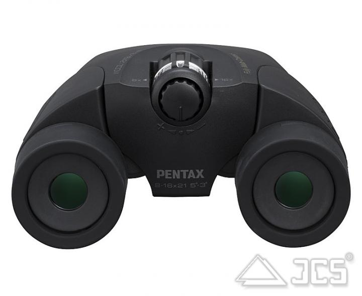 Pentax UP 8-16x21 Zoom Fernglas schwarz