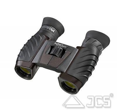 Steiner Safari UltraSharp 8x22 Fernglas incl. Tasche und Riemen