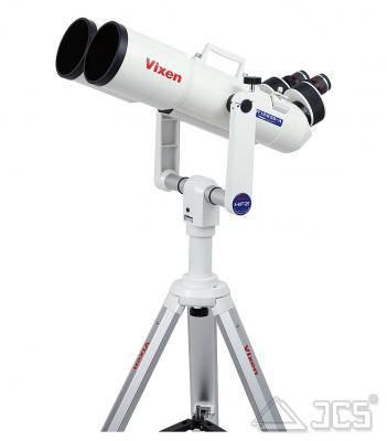 Vixen Fernglas BT-126SS-A 45°, Komplettset incl. Gabelmontierung, Stativ und 2 Okularen