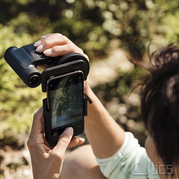 Swarovski CL Pocket 10x25 grün, Mountain, Fernglas, incl. Tasche, Riemen, Okularschutzdeckel