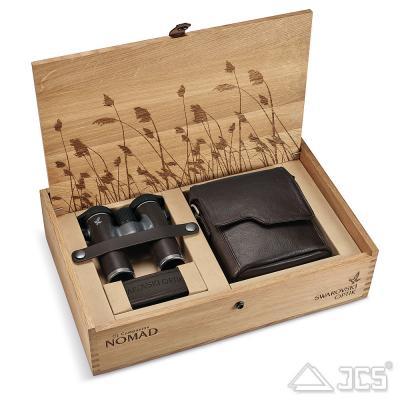 Swarovski CL Companion 8x30 Nomad Fernglas, Lederbezug