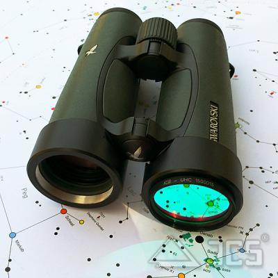 Astroset mit 2 ICS Aufsteck Filterhaltern und 2 UHC-E Filtern mit Filtergewinde M48x0,75